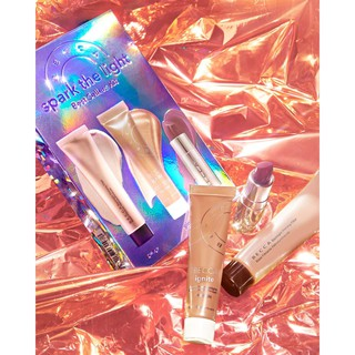 Becca - Set trang điểm 3 món Becca Cosmetics Spark The Light Best Sellers Kit