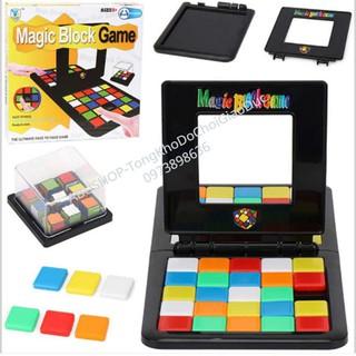 Bộ Rubik Magic Race - Đồ chơi thông minh cao cấp Magic Block Game đối kháng cho bé và gia đình thumbnail
