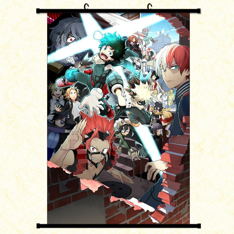 Poster Anime My Hero Academia - 23058547 , 7612072666 , 322_7612072666 , 136000 , Poster-Anime-My-Hero-Academia-322_7612072666 , shopee.vn , Poster Anime My Hero Academia