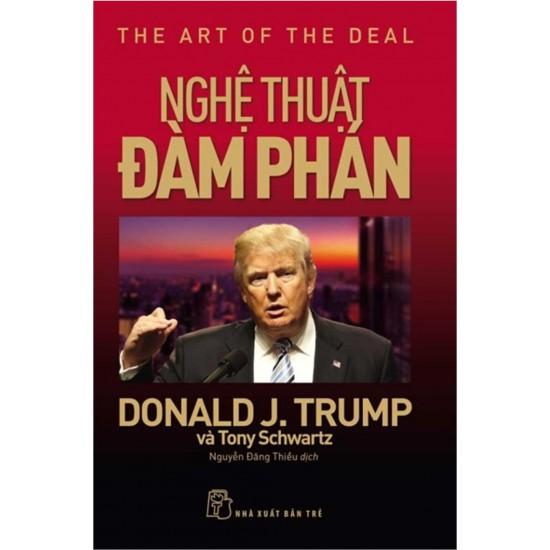 Sách - D.Trump. Nghệ Thuật Đàm Phán - 3495212 , 815183471 , 322_815183471 , 90000 , Sach-D.Trump.-Nghe-Thuat-Dam-Phan-322_815183471 , shopee.vn , Sách - D.Trump. Nghệ Thuật Đàm Phán