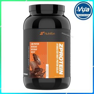 Thực phẩm bổ sung Z Nutrition - Z Protein 100% Hydrolyzed (2 Lbs) thumbnail