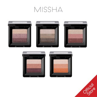 Phấn Mắt 3 Màu Missha Triple Shadow version 1 1.5g