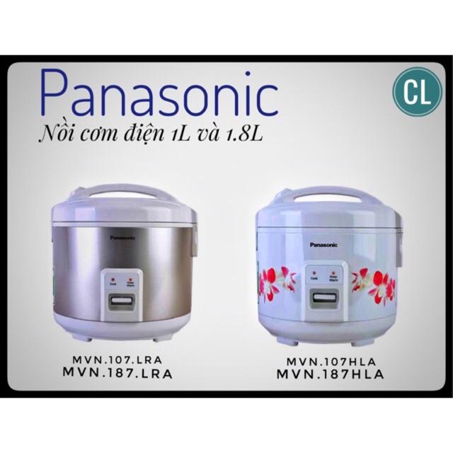Nồi cơm điện Panasonic SR - MVN187LRA