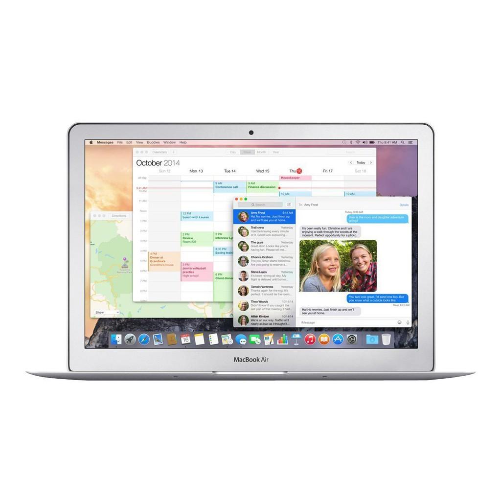 """Máy tính laptop Apple MacBook Air MJVM2LLA 11.6"""" (Intel i5, RAM 4GB, 128GB SSD) - Nhập khẩu chính hã"""