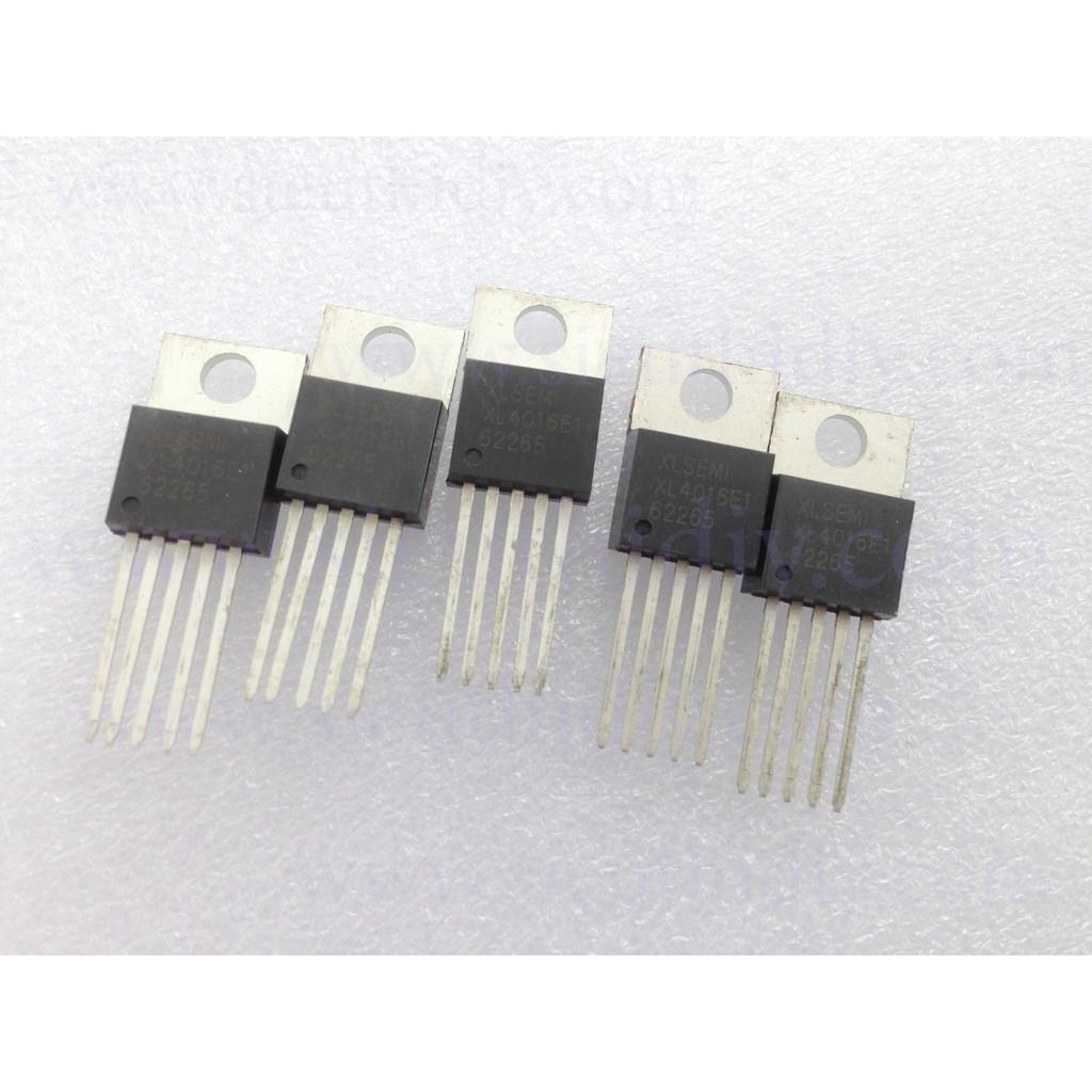IC ổn áp hạ áp XL4016E1 8A 180KHz 40V Buck DC to DC Converter