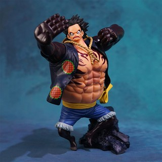 Mô Hình Figure Luffy Gear 4 One Piece
