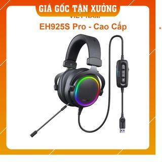 {Cao cấp} Tai nghe DAREU EH925s PRO Led RGB-Giả lập 7.1 gaming