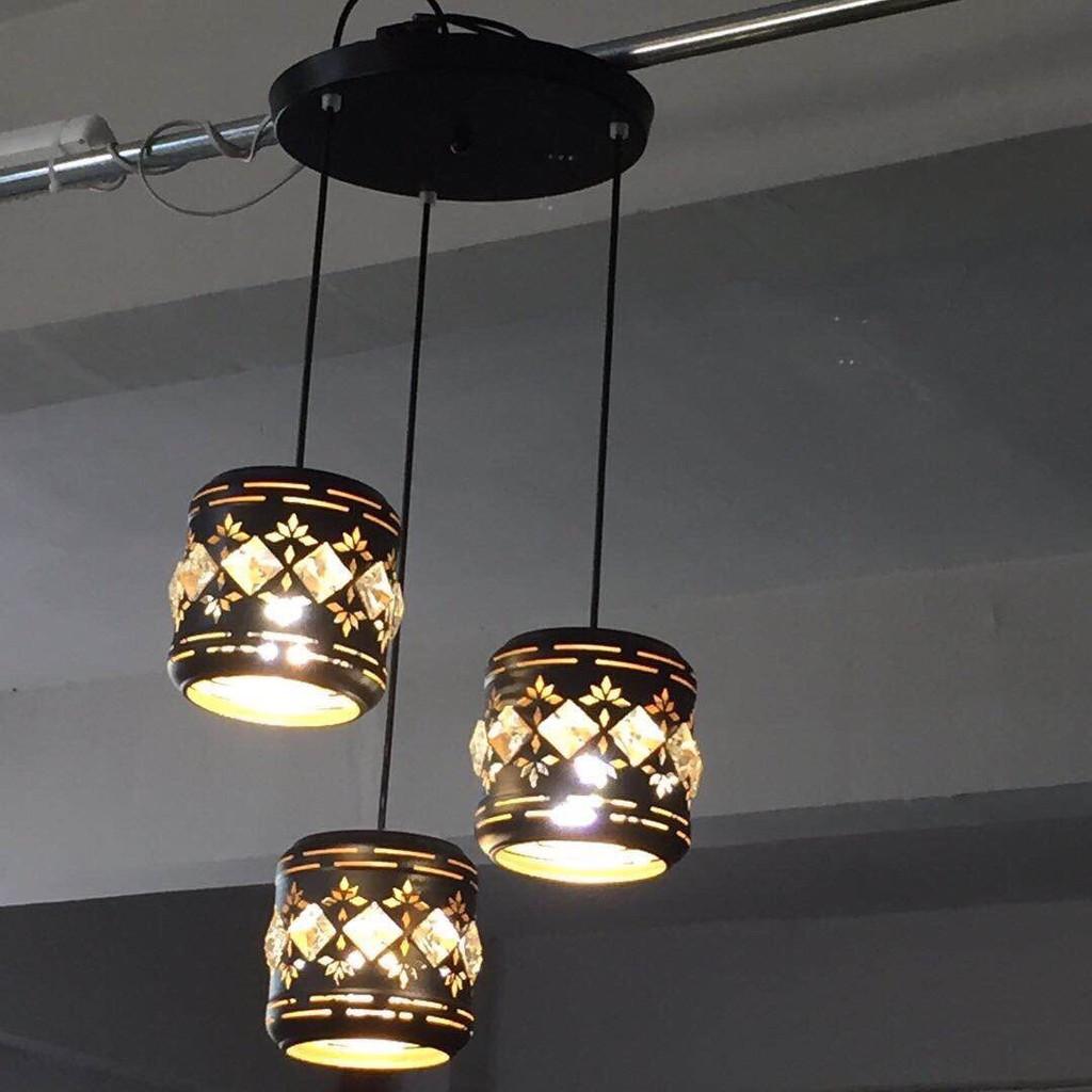 Đèn thả WOMEN cao cấp, trang trí nội thất sang trọng - kèm bóng KED chuyên dụng.