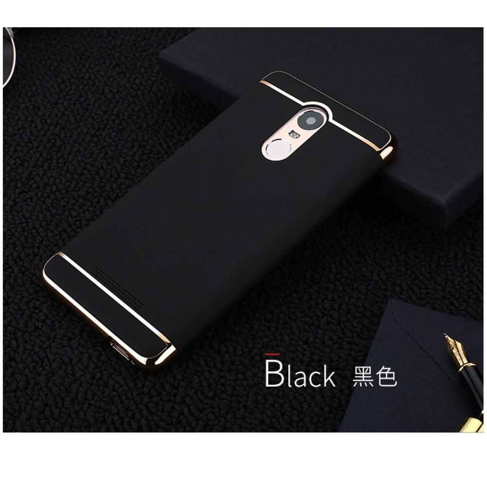 Ốp lưng 3 mảnh cao cấp dành cho Xiaomi Redmi Note 4X