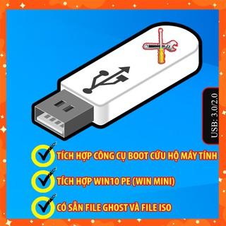 USB 3.0 32GB TÍCH HỢP BOOT CÓ PHÂN VÙNG ẨN CHỨA WINPE