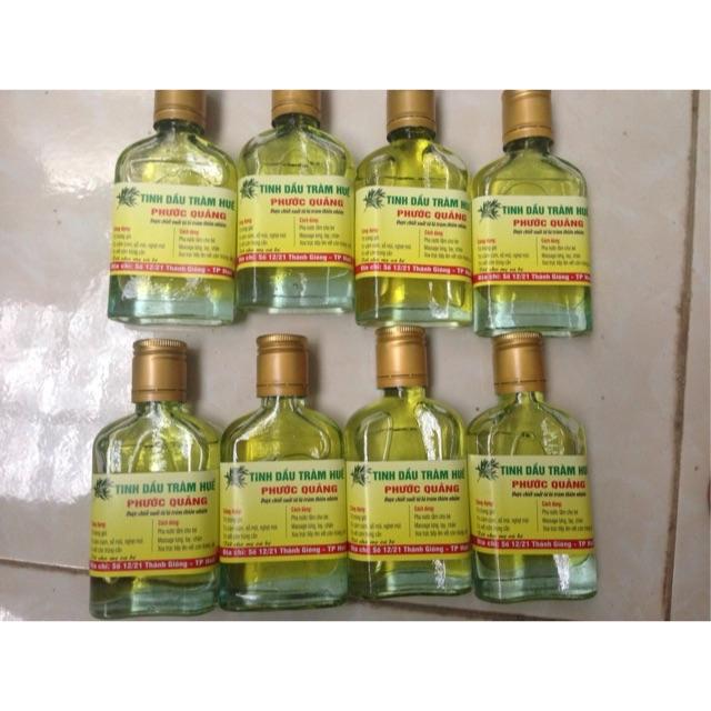 4 chai dầu tràm Phước Quảng 100ml