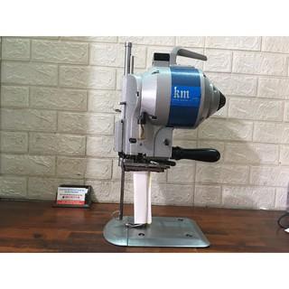 máy cắt vải km 7 inch,máy cắt vải đứng km nhật bản