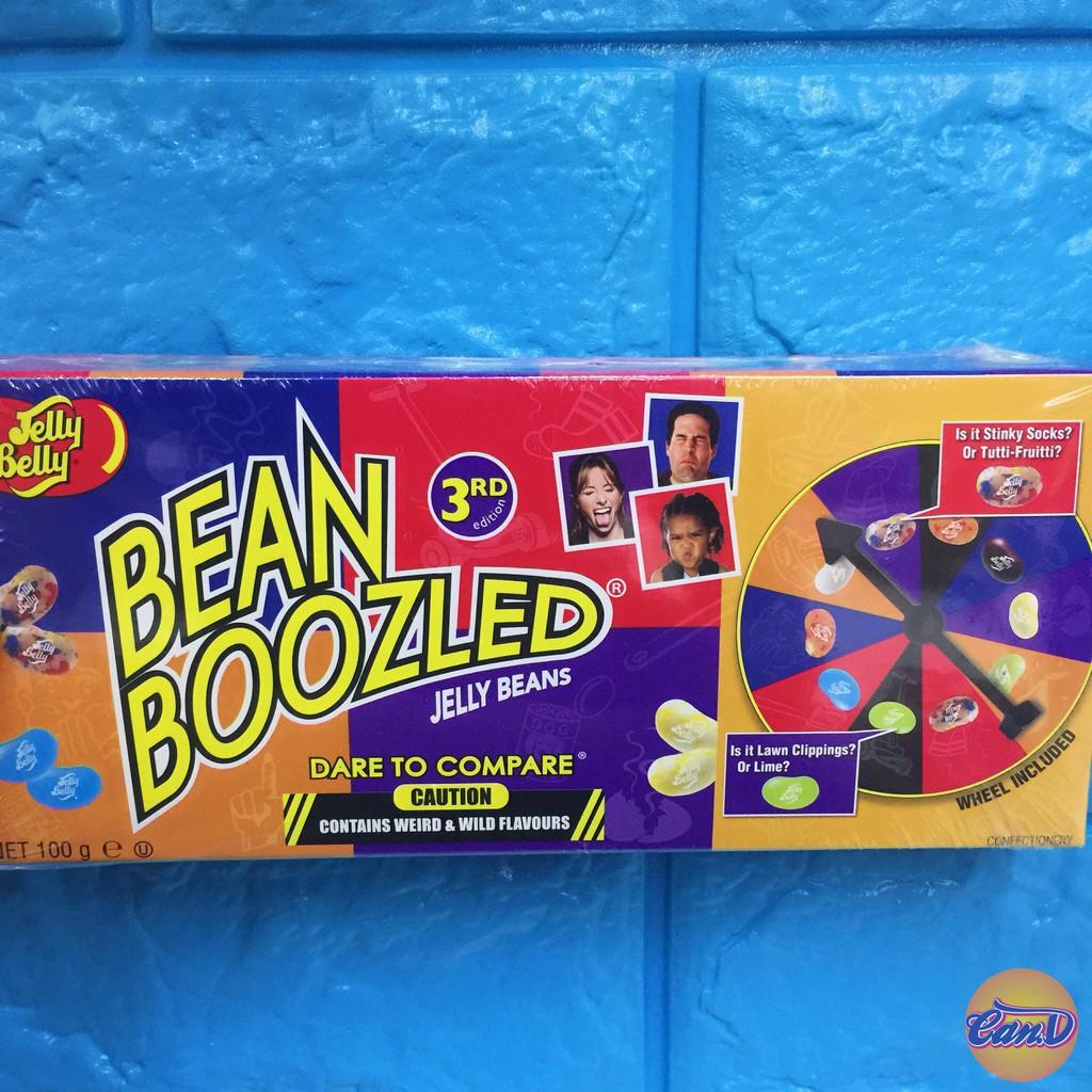 Kẹo thúi thối Bean Boozled có vòng xoay 100gr-j42 Nsuper