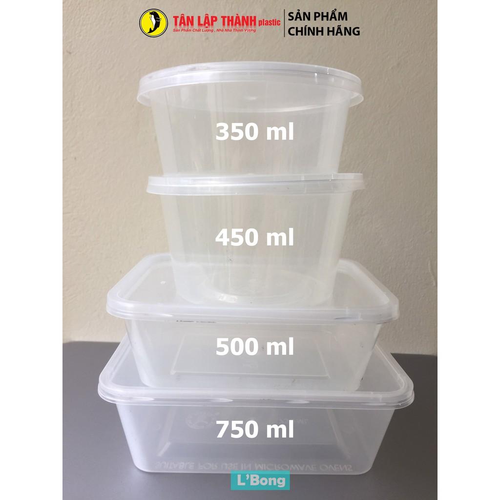 Hộp nhựa các loại có nắp Đại Đồng Tiến giá sỉ