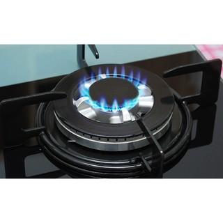 Hình ảnh Bếp gas âm Rinnai RVB-212BG – Ngắt gas tự động – Đánh lửa IC - màu đen.-6