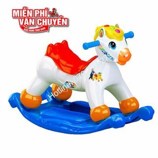 Xe bập bênh Nhựa Chợ Lớn Con Ngựa K2 – M1693-XBB
