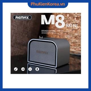 Loa Bluetooth Di Động Remax RB-M8 MINI - Hàng Chính Hãng - BH Toàn Quốc