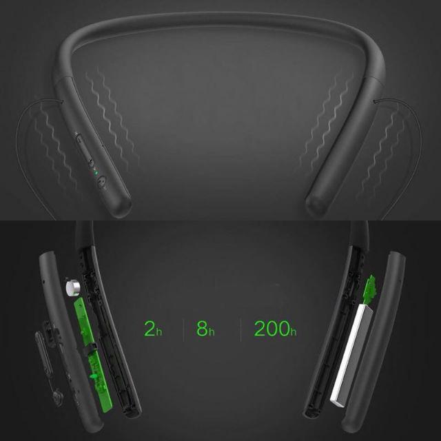 Tai nghe Bluetooth nhét tai Roman Z7000 Chính hãng - Nghe cực hay ( Mẫu mới )
