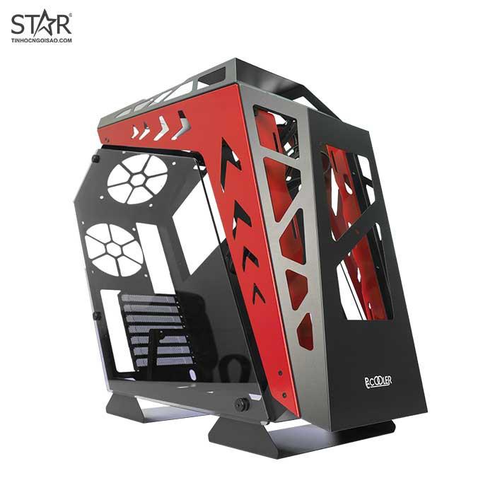 Thùng máy Case PCCOOLER CPS-A02 (No Fan)