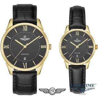 Đồng Hồ Đôi SRWATCH Couple-F SR80050.4601CF Mặt Kính Sapphire ,Bảo Hành 5 Năm Toàn Quốc thumbnail