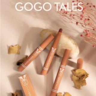 Son bút chì GOGO TALES mịn lì tiện lợi Pink Velvet Mist Lipstick GT202 GOGO55 thumbnail