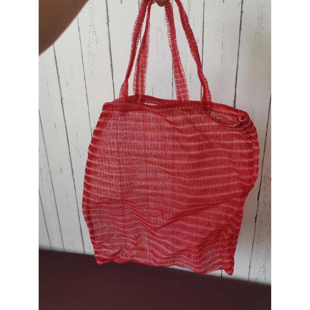 กระเป๋าจ่ายตลาดหรือช้อปปิ้ง