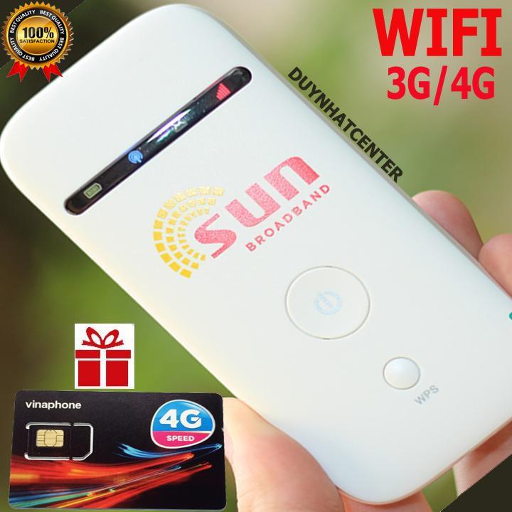 Bộ Phát Wifi 3G/4G Chính Hãng ZTE MF65M Hàng Fullbox Giá chỉ 387.000₫