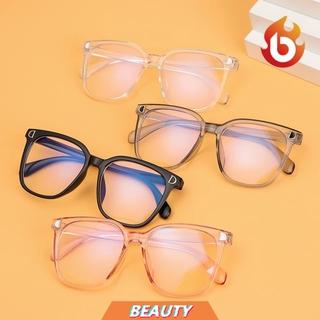 BEAUTY Unisex Computer Goggles Vision Care Flat Mirror Eyewear Blue Light Blocking Glasses Flexible Ultralight Fashion Radiation Protection Eyeglasses/Multicolor
