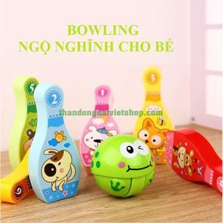 Bowling phát nhạc ngộ nghĩnh