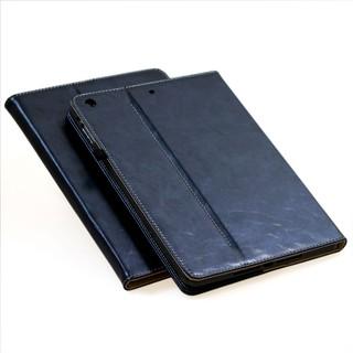 Bao da iPad Air (iPad 5) JADACASE – Có khe card (xanh bóng)