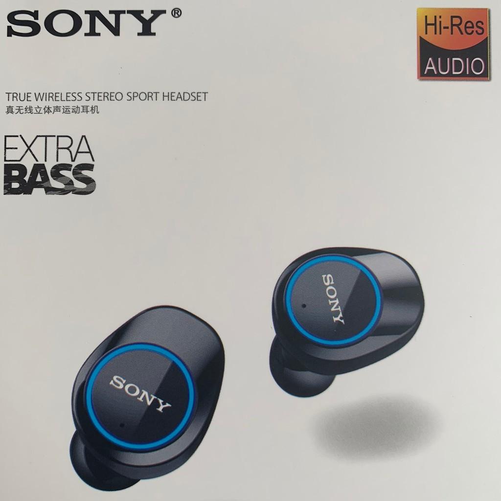 Tai Nghe Bluetooth 5.0 Nhét Tai SONY SKY - Sport Sony D76 TWS 2