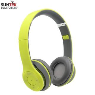 TAI NGHE Bluetooth STN-019(Xanh Nõn chuối xám)