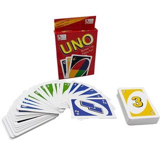 Bộ bài Uno 108 lá bằng giấy cứng Lvăn