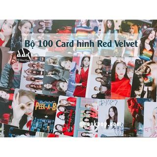 [RV] Bộ 100 card hình (Tặng kèm sổ card) thumbnail