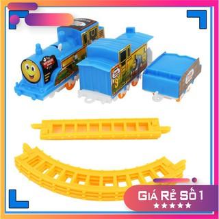 [Khuyễn Mãi Khủng] Bộ đồ chơi đường ray xe lửa cho bé–Đồ Chơi Trẻ Em 7923 [Hàng Cao Cấp]