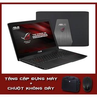 [Rẻ Vô Địch ] Laptop Gaming Asus GL552JX Core i5/Ram 8G/ổ 1TB/Card Rời GTX950 4GB Khủng màn 15.6 inch