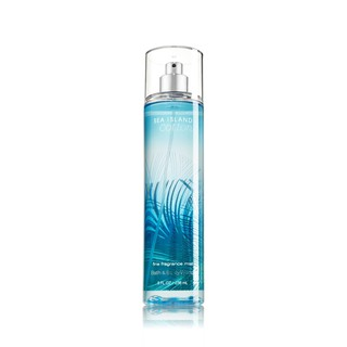 Xịt Thơm Toàn Thân Bath And Body Works - Sea Island Cotton 236ml (Mỹ)