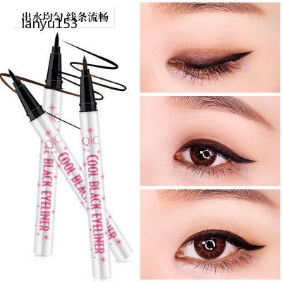 no makeup Eyeliner pen  oil proof Eyeliner