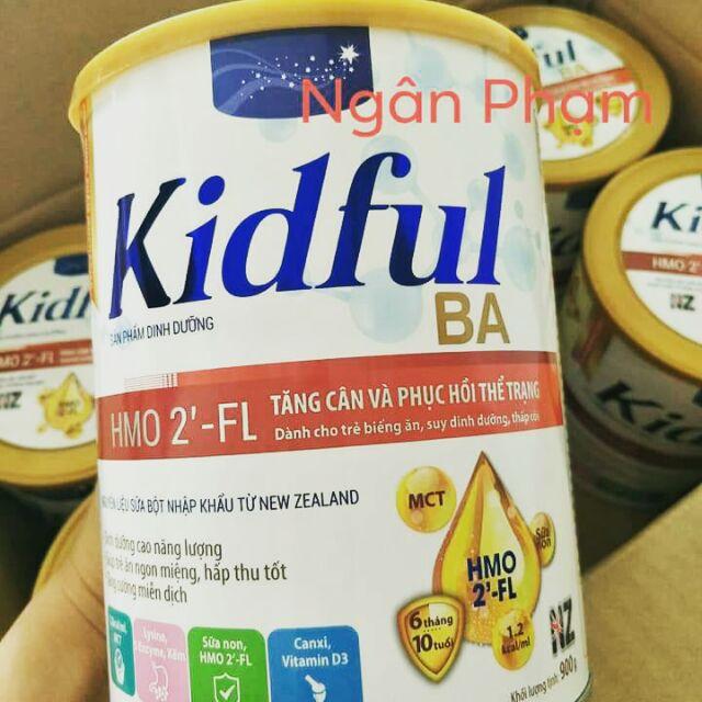 Sữa Kidful BA 900gr
