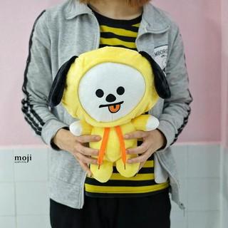 Gấu bông idol đứng BT21 Chimmy Jimin BTS – Vàng
