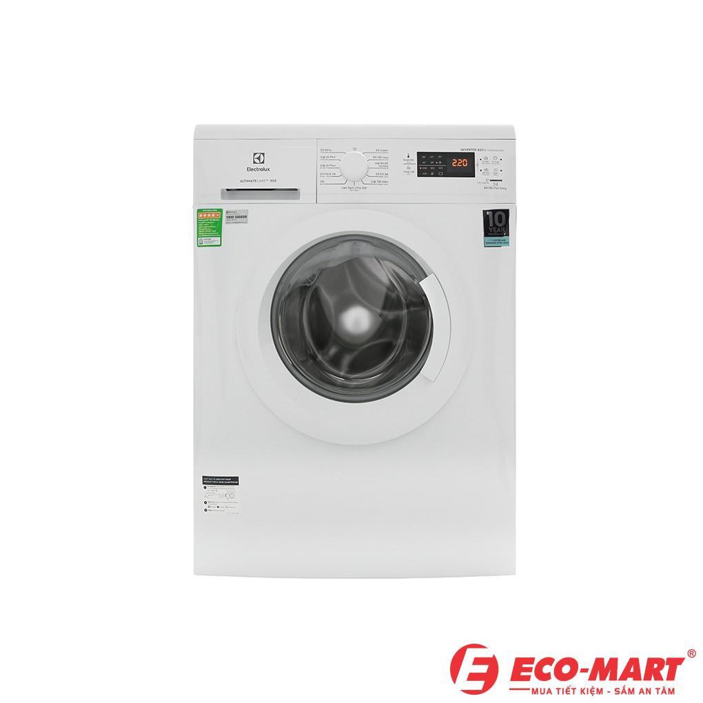 [ELHA500 giảm tối đa 500k]Máy giặt Electrolux 8kg Inverter EWF8025DGWA