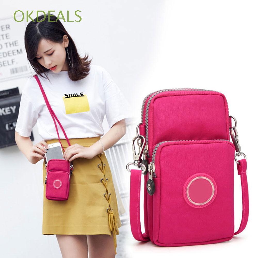 Túi đựng điện thoại đeo vai thời trang dành cho nữ