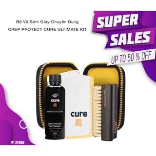 Crep Protect Cure Kit - Bộ Kit Vệ Sinh Giày Chuyên Dụng
