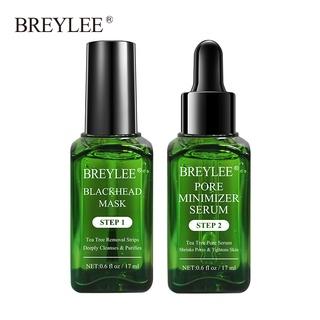 Hình ảnh Bộ Mặt Nạ Và Serum Breylee Loại Bỏ Pimples Đầu Đen Và Se Khít Lỗ Chân Lông Hiệu Quả 17ml (Có Bán Lẻ)-0