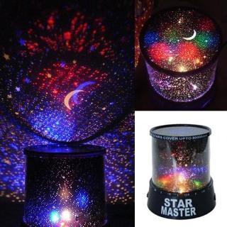 STAR MASTER Đèn Led Chiếu Bầu Trời Sao Nhiều Màu