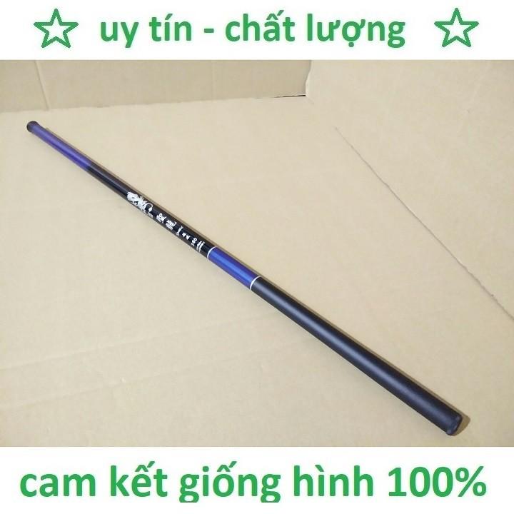 Cần Tay Cacbon 3m6 Rồng- Tặng Kèm 100m Cước Chính Hãng