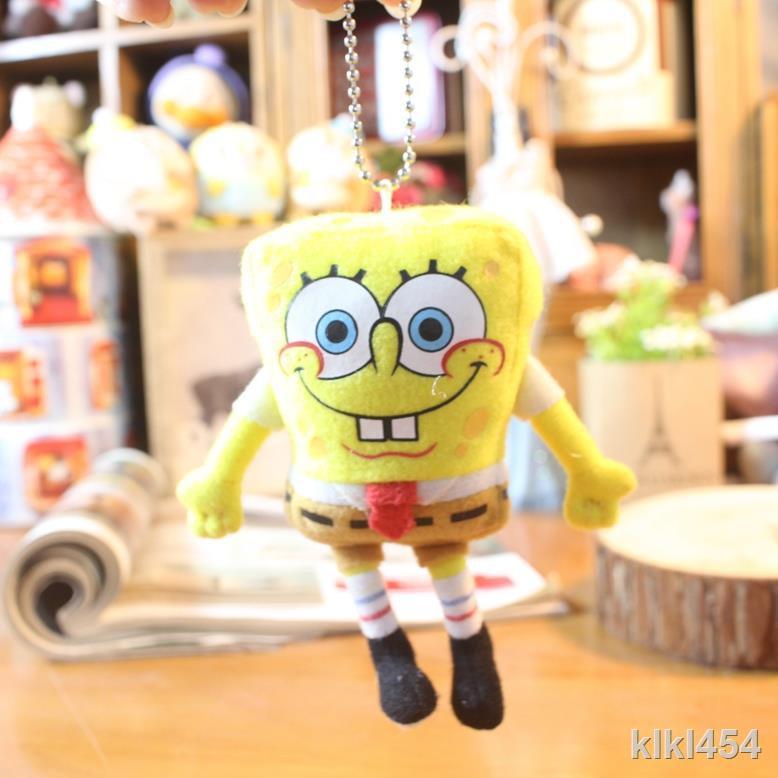 Búp Bê Nhồi Bông Hình Spongebob Đáng Yêu