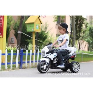 Xe máy điện ba bánh cho bé