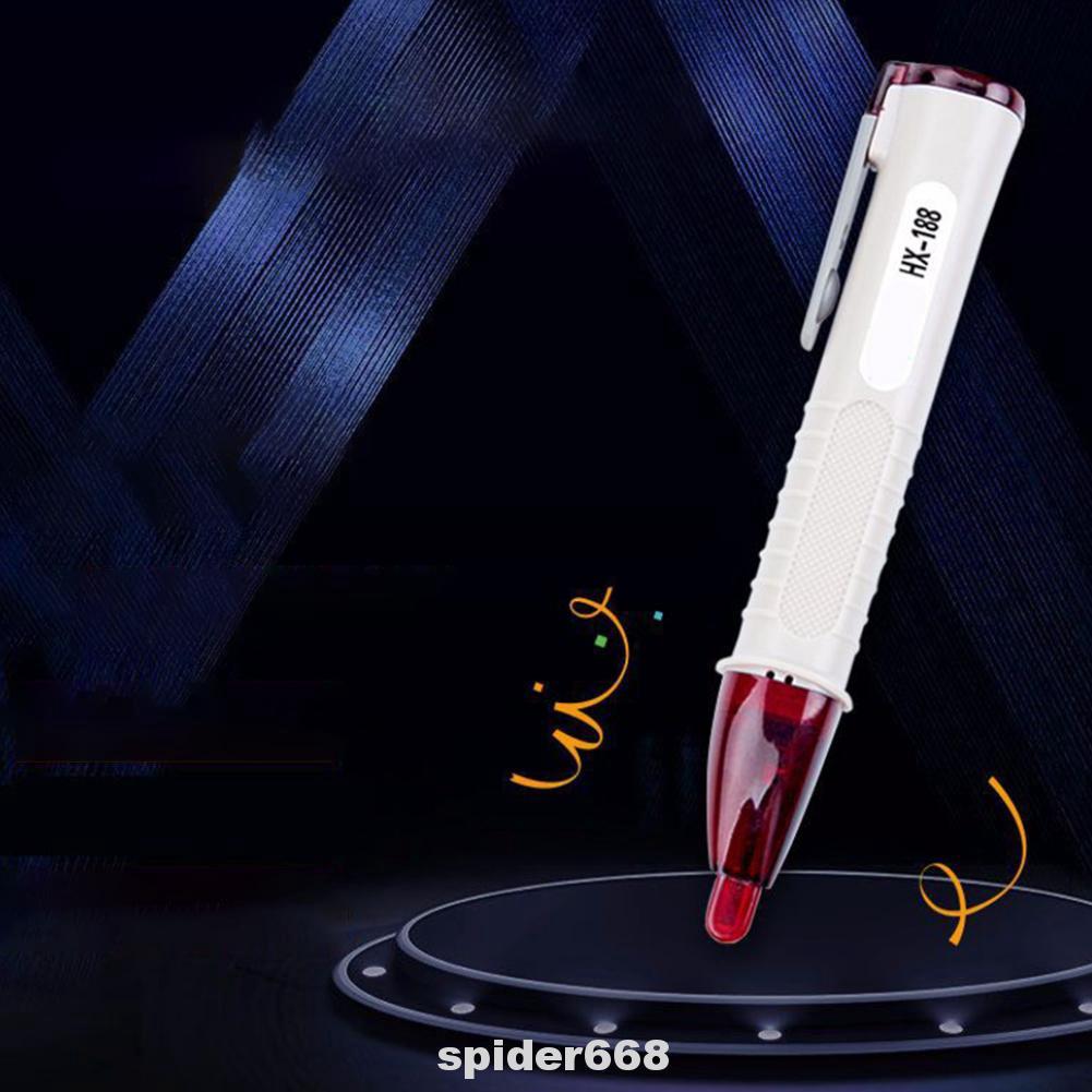 Computer Electromagnetic High Sensitive Mini Mobile Phone Pen Shape Portable Sound Alarm Radiation Detector