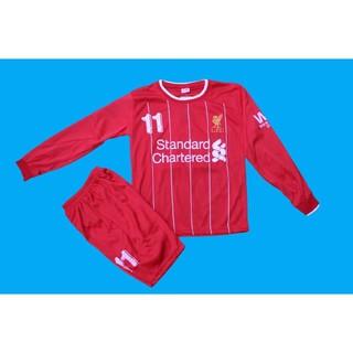Bộ Đồ Thủ Môn Bóng Đá Đội Tuyển Liverpool Goalkeeper